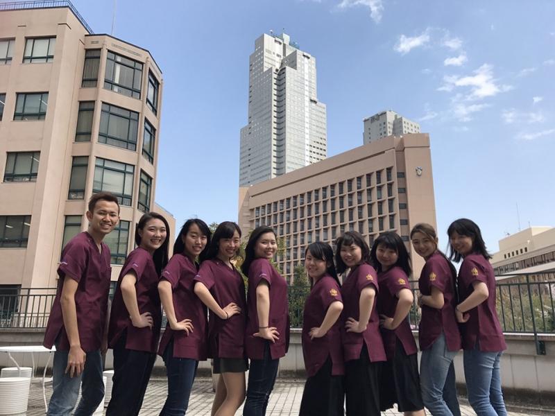 聖路加国際大学看護学部Class of 2018様