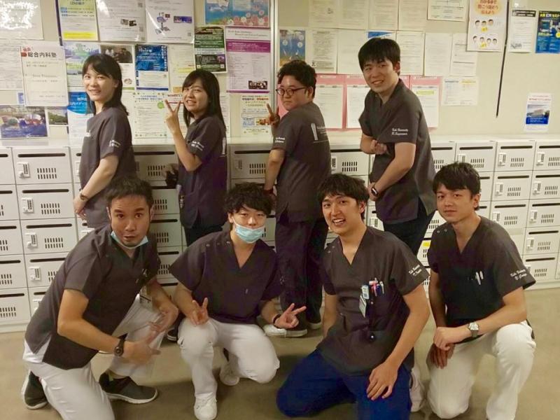 神戸大学医学部附属病院2018年レジデント様
