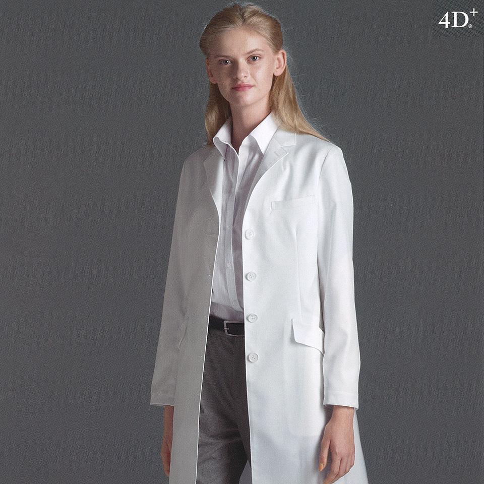 FD-4040女子シングルドクターコート