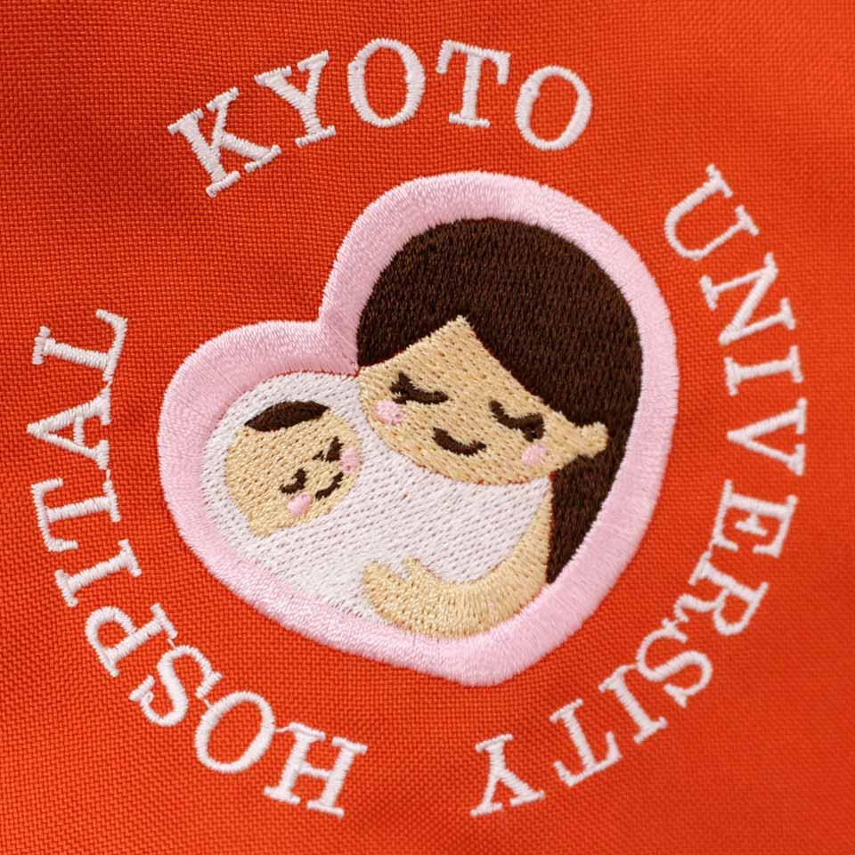 デザイン刺繍kyoto_univhp柄