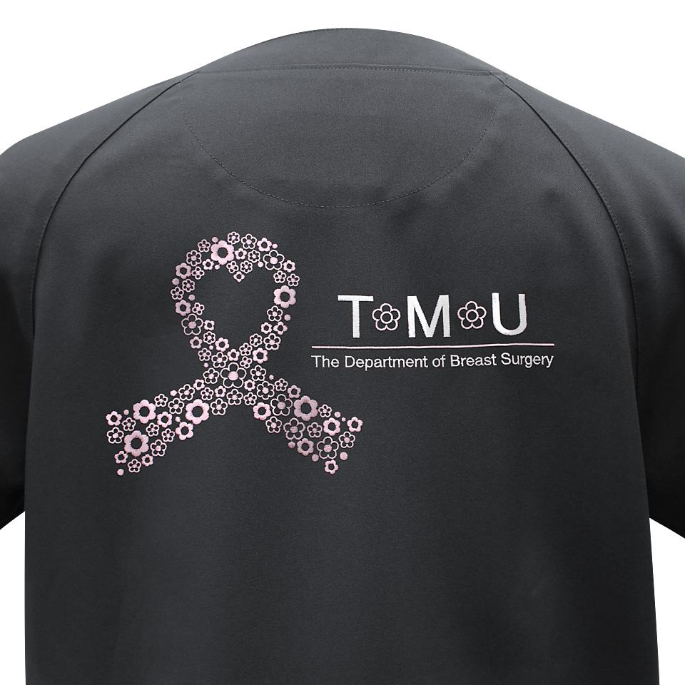 背中デザイン刺繍TMU様