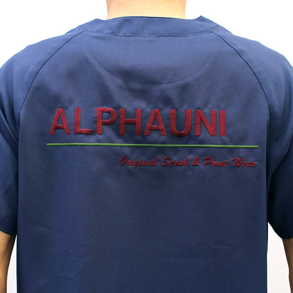背中Alpha-uniHP
