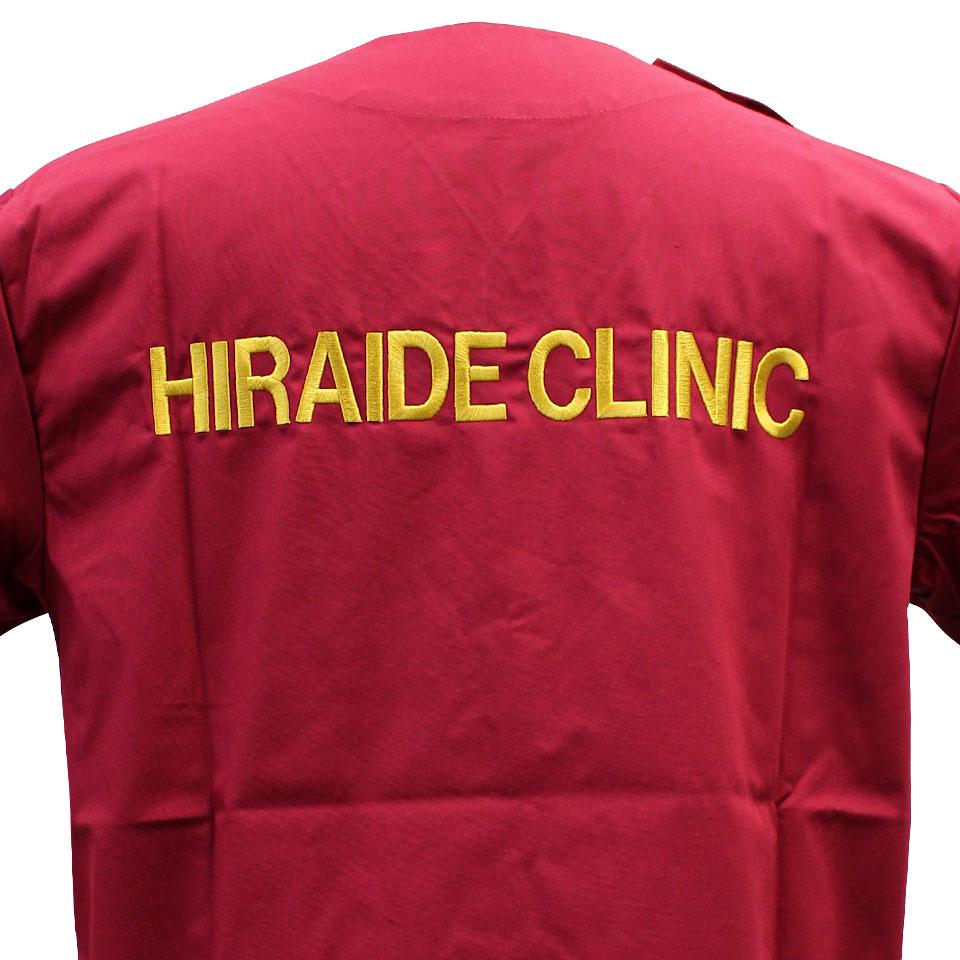 背中HIRAIDE CLINIC様